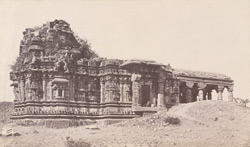 General view of the Nauneshvara Temple, Lakkundi